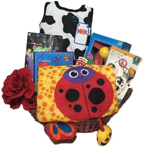 Baby Hamper - Classic Animal Friend Package