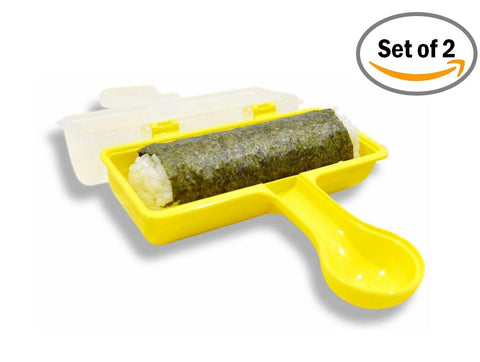 Japanese Sushi Rice Roll Shaker (Set of 2)