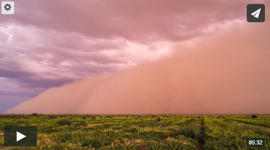 The Arizona Monsoon - A Time-lapse Film