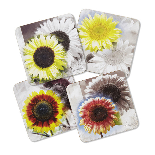 Coasters - yesterday & today FULL 8 PIECE SET
