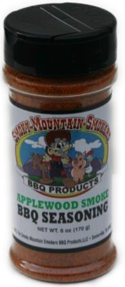 AppleWood Smoke BBQ Seasoning