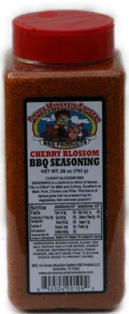 Cherry Blossom BBQ Seasoning