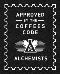 Approved by the Coffees Code Alchemists