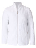 Luxury Jacket - White
