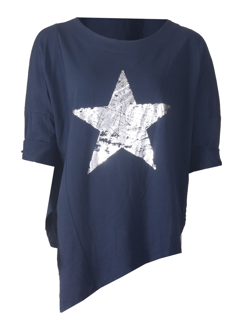 Star Jumper - Blue