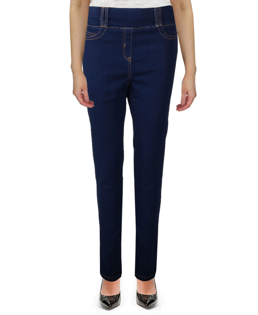 Capri Trousers - Denim