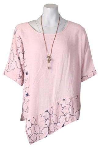 Cherry Blossom Top - Pink