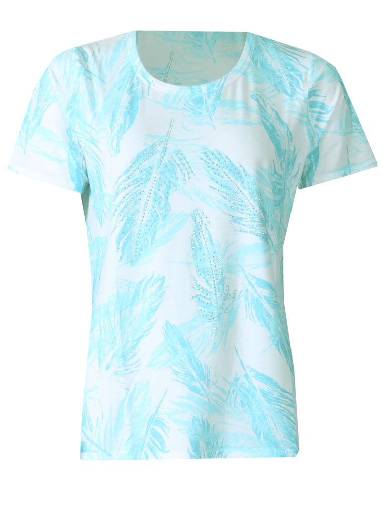 Leaf Top - Mint