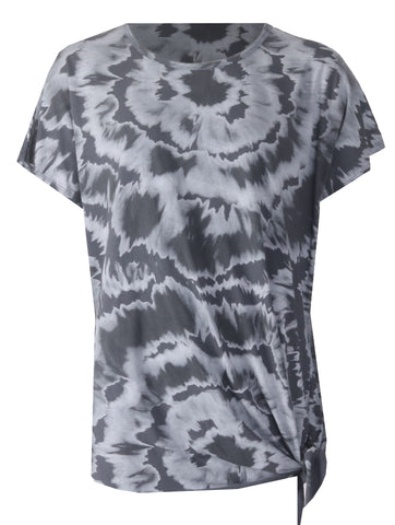 Tie Dye Top - Grey