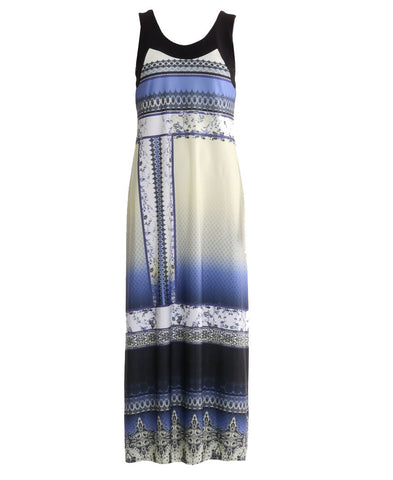 Zebra Maxi - Black/Multi