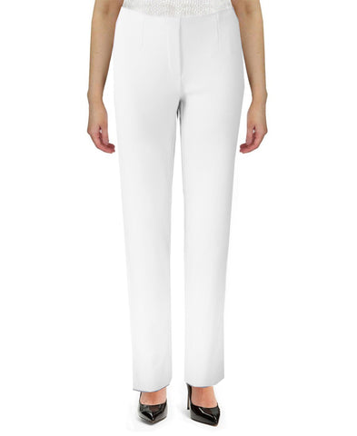 Ivory Side Elasticated Trousers