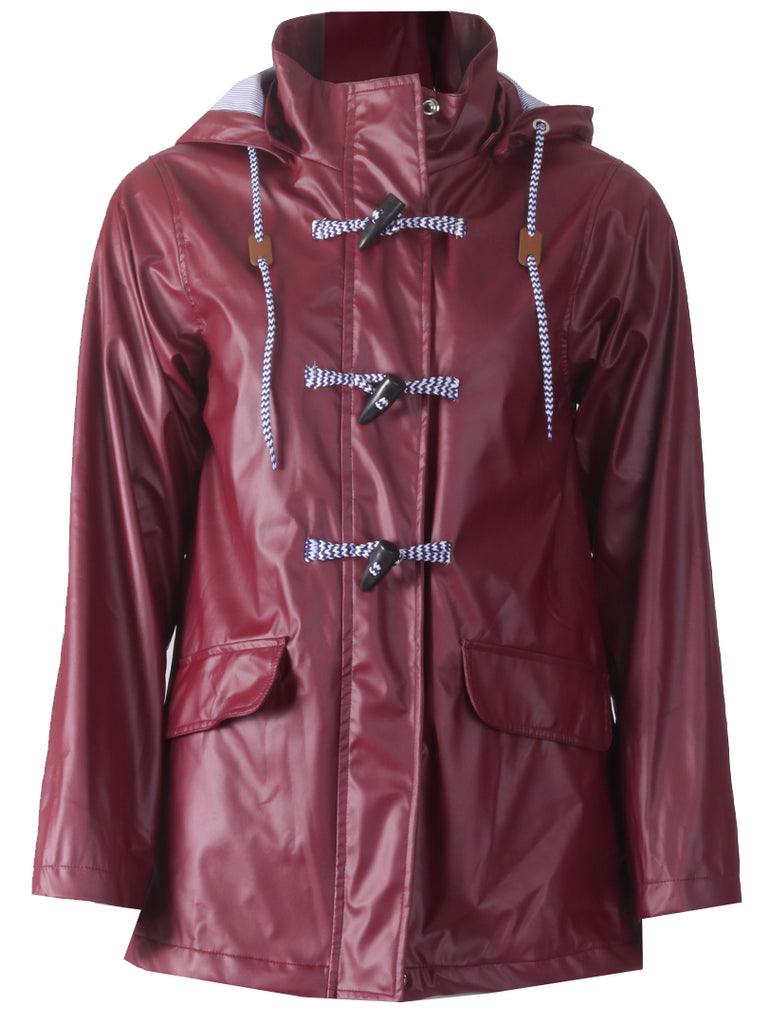 Waterproof Jacket - Bordeux