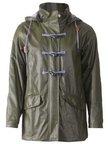 Edge to Edge Jacket - Khaki
