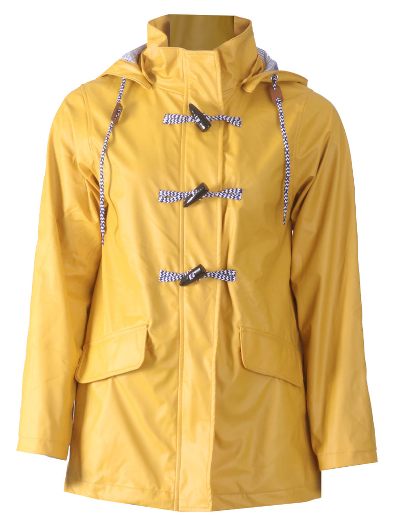 Waterproof Jacket - Gold