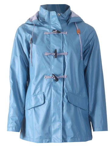 Waterproof Jacket - Blue