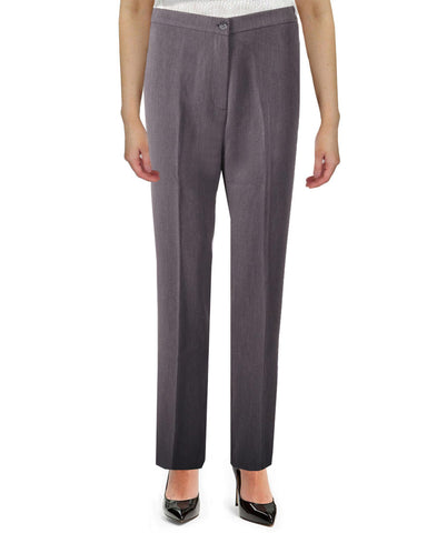 Charcoal Side Elasticated Trousers