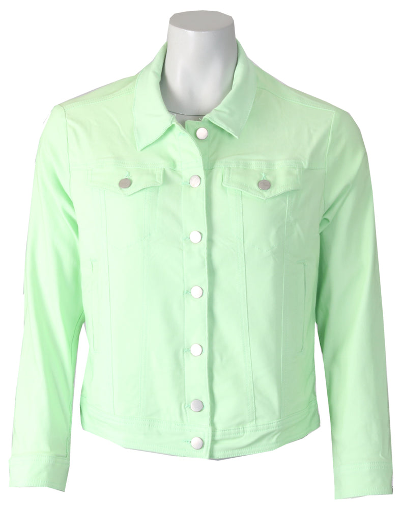 Casual Jacket - Mint