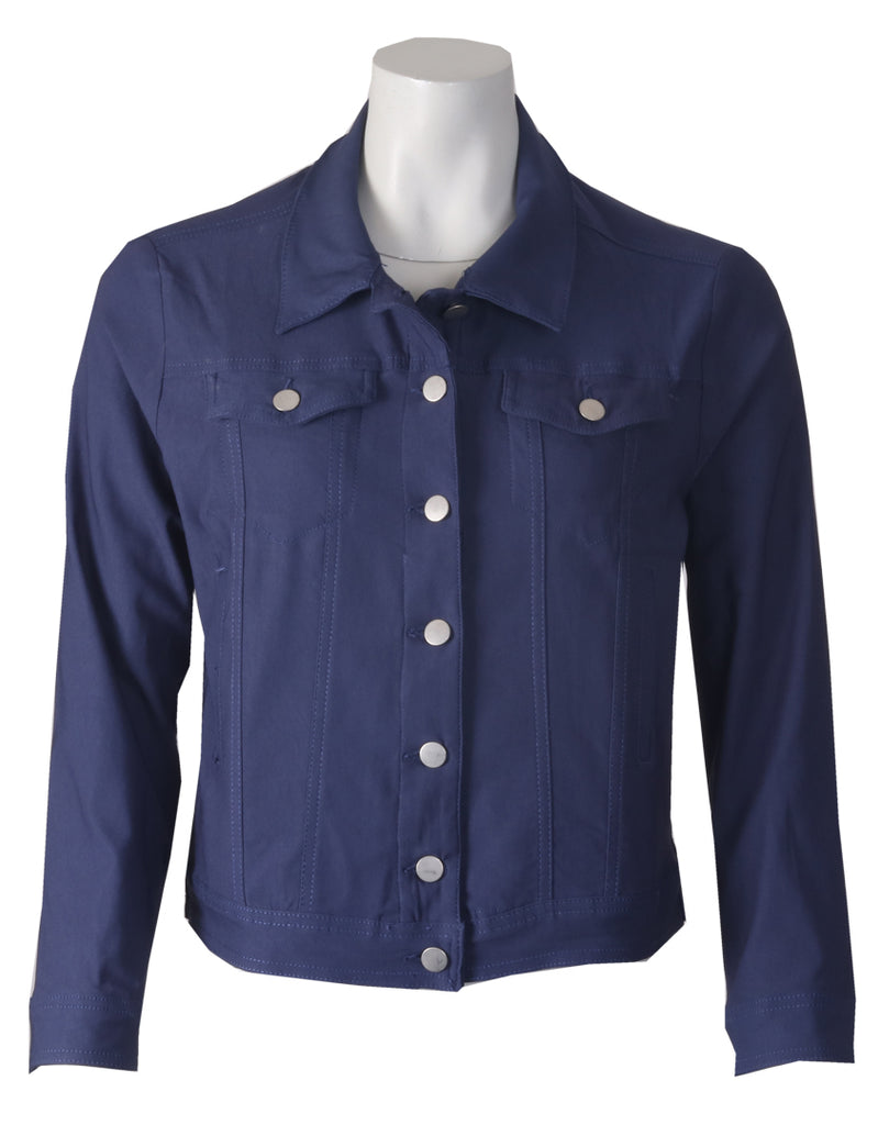 Casual Jacket - Navy