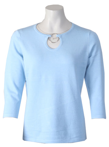 Ring Knitwear - Bluebell