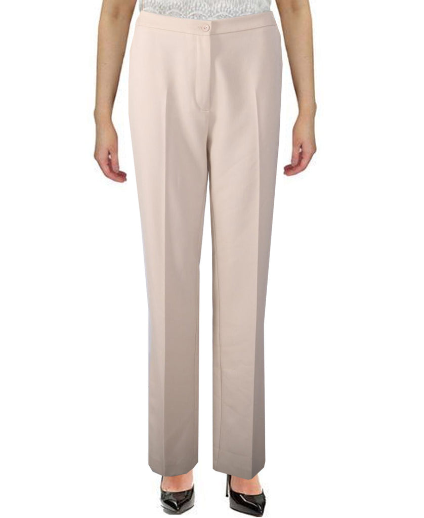 Stone Side Elasticated Trousers