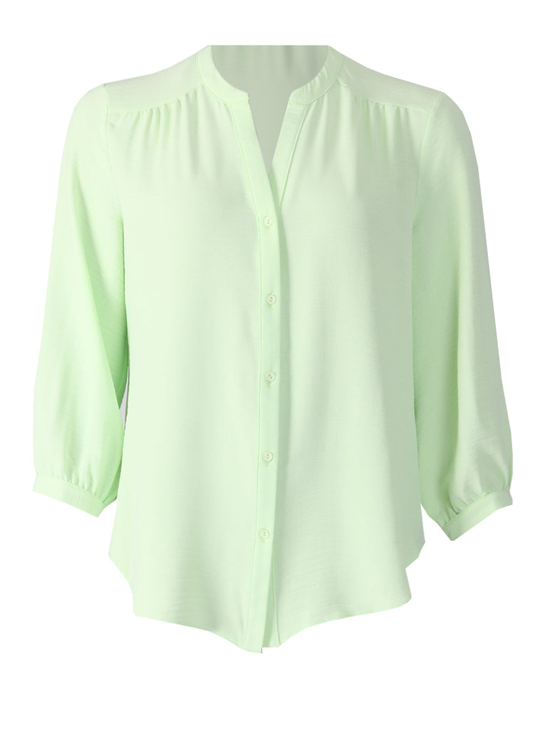 Rachel Blouse - Mint