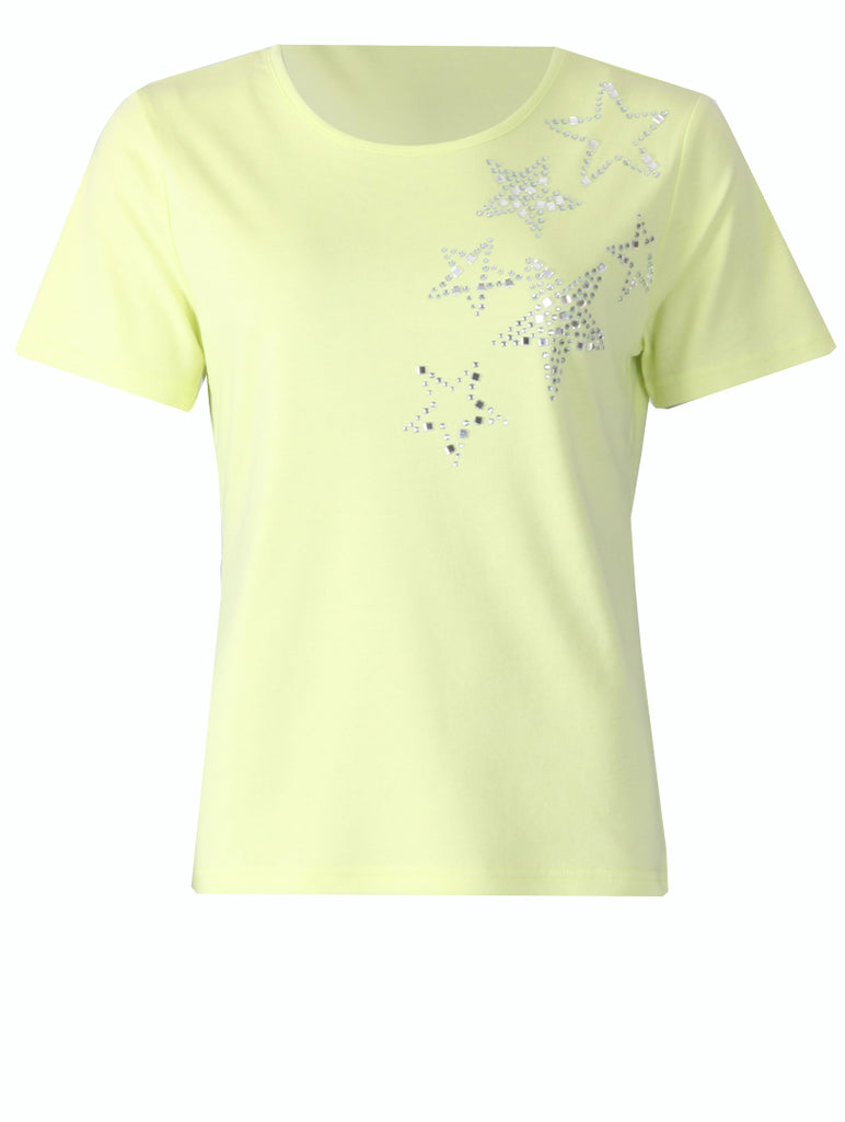 Star Stones T-shirt - Apple