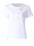 Star Stones T-shirt - Optic White