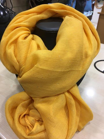 Scarf- Yellow
