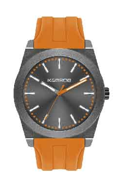 K&Bros Aluminium Watch