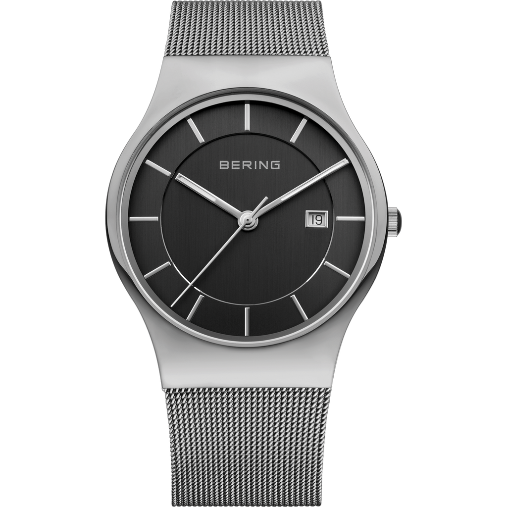 Bering Classic Polished Silver 11938-002