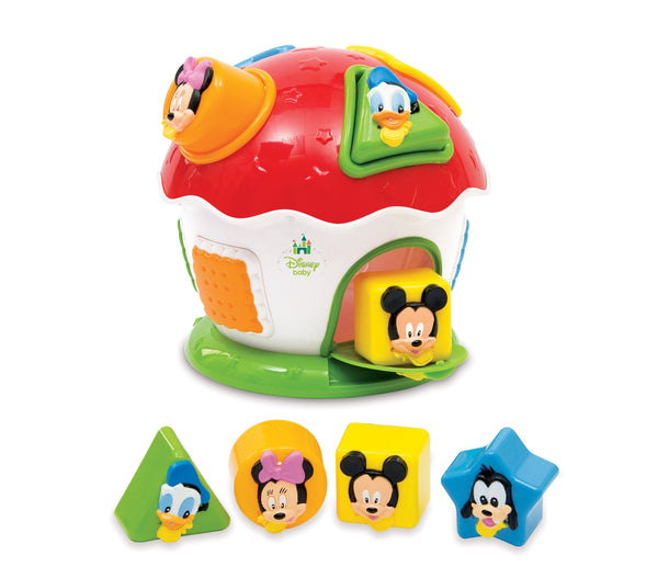 Disney Baby Mickey & Friend Shape and Sorter