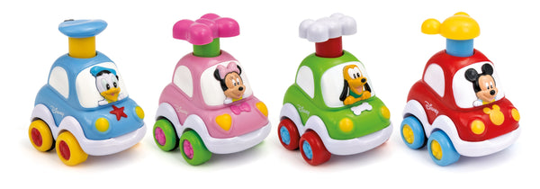 Disney Baby Press & Go Car - Donald Duck