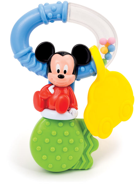 Disney Baby Mickey Key Rattle