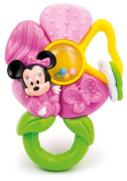 Disney Baby Minnie Flower Rattle