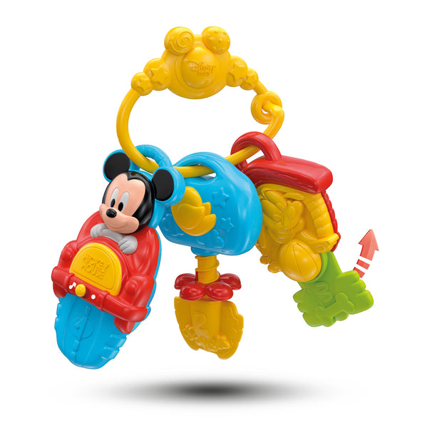 Disney Baby Mickey Electronic Keys