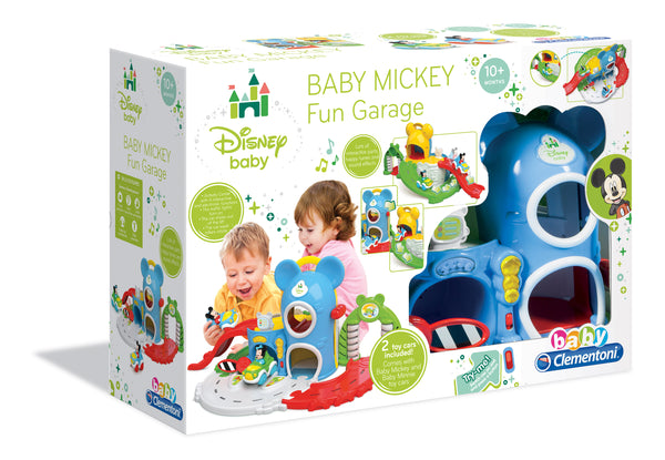 Disney Baby Mickey Activity Garage