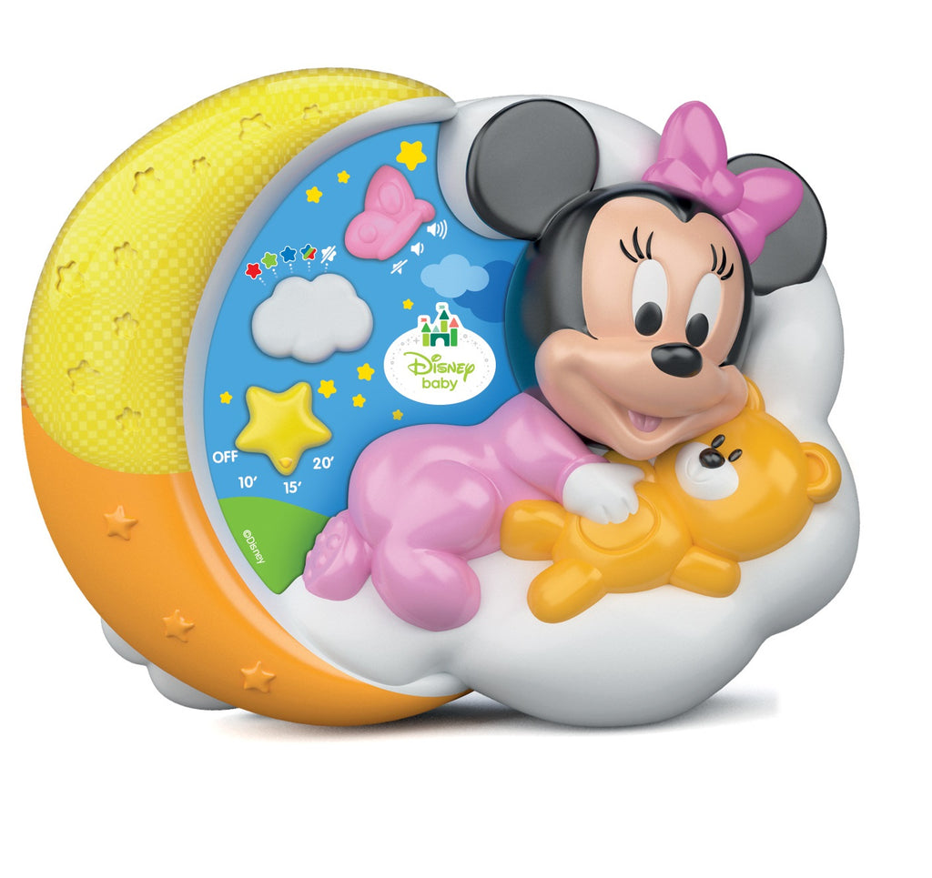 Disney Baby Minnie Figural Projector