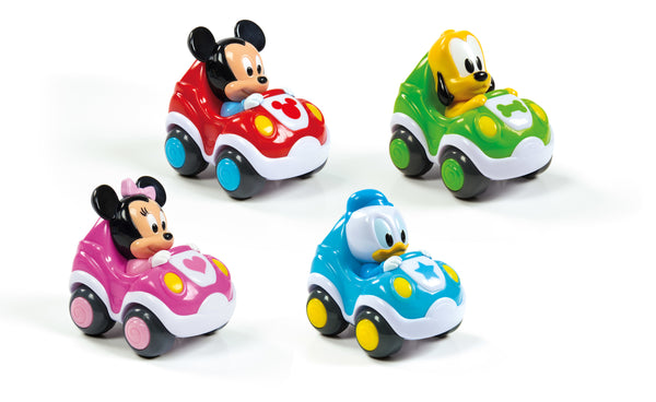 Disney Baby Pull Back Car - Donald Duck
