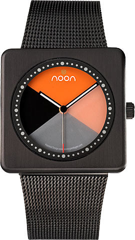 Noon Copenhagen Fashion 36 SQ S/S Brush IPB Blk