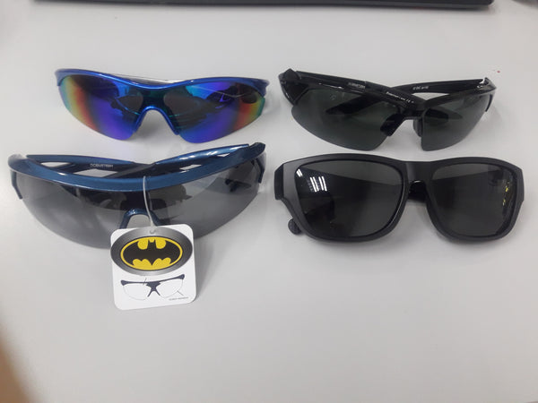 Batman Polarized Sporty Sunglasses