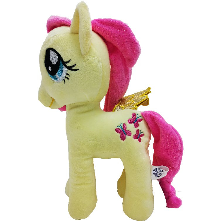 My Little Pony Plush Toy 25cm - Yellow - Flutter Shy