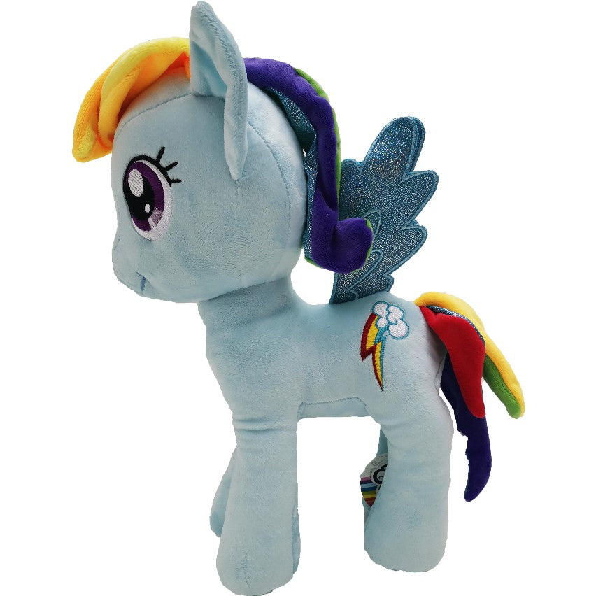 My Little Pony Plush Toy 38cm - Blue - Rainbw Dash
