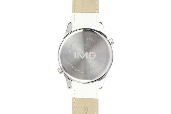IMO EVERETT - Arctic White - IMO Watch