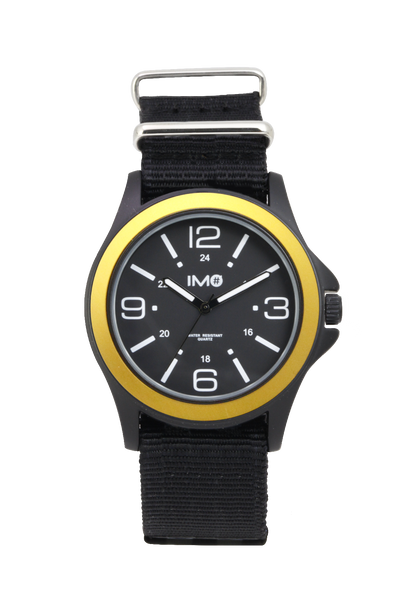 IMO MARITIME - Majestic Black - IMO Watch