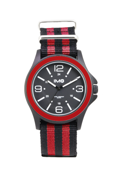 IMO MARITIME - Vermillion Red - IMO Watch