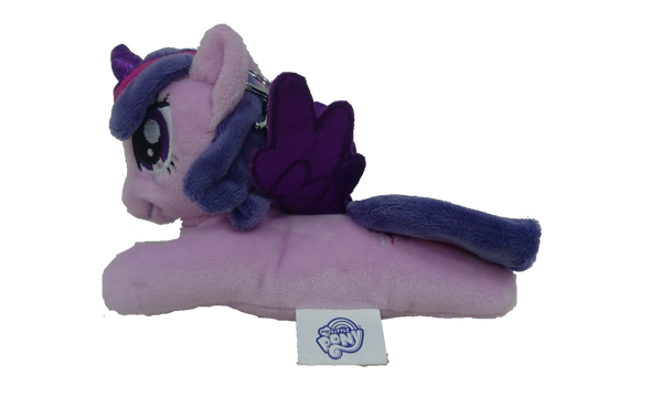 My Little Pony Plush Toy Keychain- Purple
