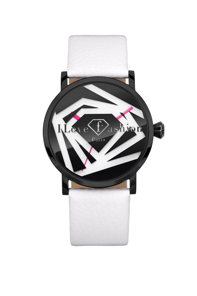 FashionTV Watch: VIBE (White)