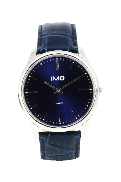 IMO THE DUO - Steely Blue (Man) - IMO Watch