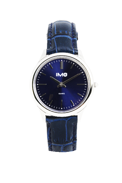 IMO THE DUO - Steely Blue (Lady) - IMO Watch