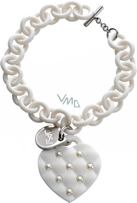 OPS! Objects Love Bracelet With Pearls